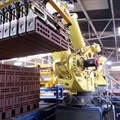 Robotic technology installed at Corobrik Lawley factory