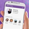 Viber Public Chats adds Sheree O'Brien