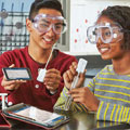 South African students can unleash their imaginations with new PASCO scientific wireless sensors from Pert