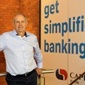 Gerrie Fourie, CEO: Capitec Bank has reason to smile about his bank's performance