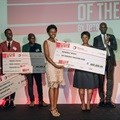 Winners of inaugural Total Startupper of the Year Award