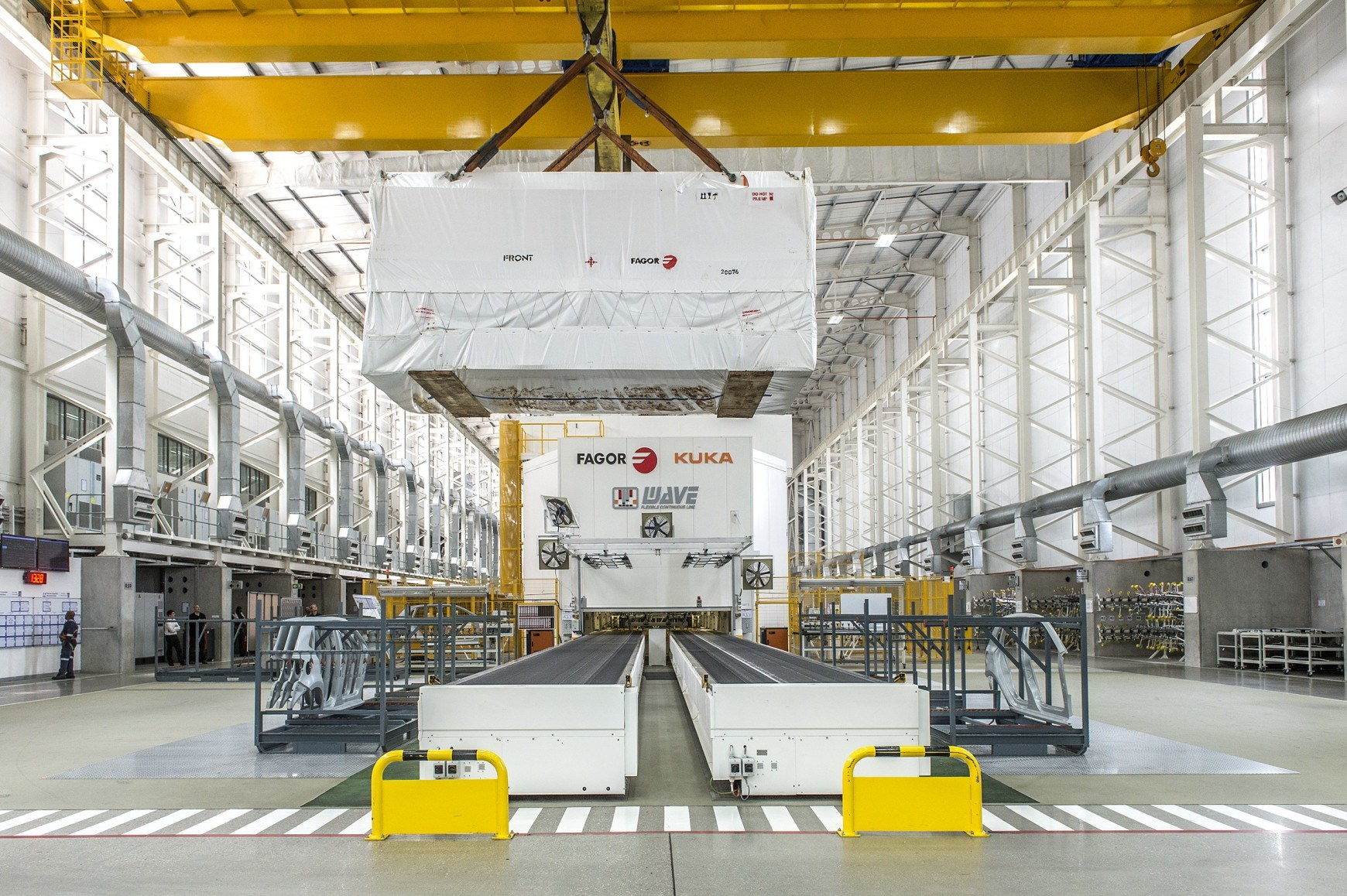 Vw S Uitenhage Plant Welcomes R120m Try Out Press