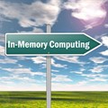 In-memory computing can fully exploit the value of information