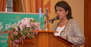Ameenah Gurib-Fakim, President of Mauritius, PEI vice chairman and Trustee