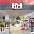 New store for Helly Hansen