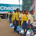 Shoprite and Checkers customers raise R200k to help drought victims