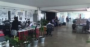 Nairobi start-up garage