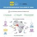 MTN Entrepreneurship Challenge Africa finalists