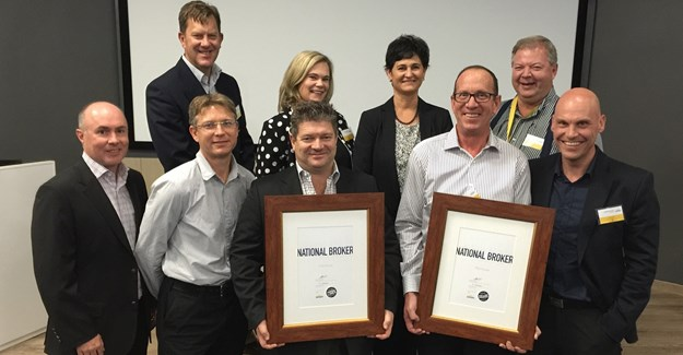 The PSG Insure team was recognised as the Santam National Broker of the Year for both commercial lines and assets and crop insurance.