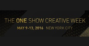 One Show's Creative Week schedule released