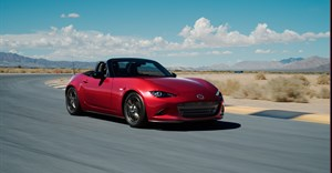 MX-5 retains fun-and-smile spirit