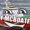 Boaty McBoatface.