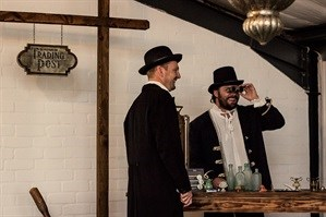 34 creates a curious occasion for Musgrave Gin