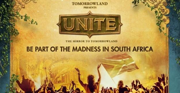 Tomorrowland Unite to be held in SA