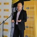 MTN CEO Brian Gouldie