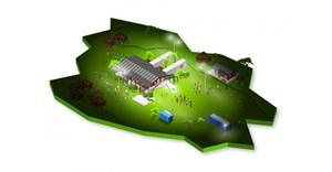 Graphic of the CLC at Mandera