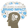 Get geared to measure brand impact