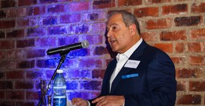 Hassan Ahdab at Meetings Africa