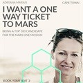 Dr Adriana Marais, top 100 candidate for the Mars One Mission to headline the next Heavy Chef event