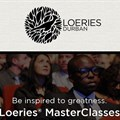 #Loeries2016: Creative MasterClasses coming your way