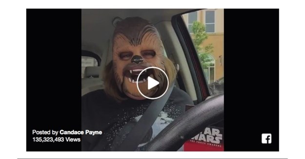 The Chewbacca mask and the power of social media in retail
