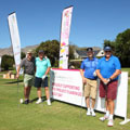 Project Flamingo Golf Day