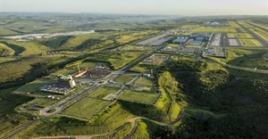 Aerial photograph of King Shaka International Airport and Dube TradePort - Image courtesy of Dube TradePort