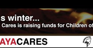 Support Kaya Cares on-air fundraiser in aid of children and communities at risk of fires this winter