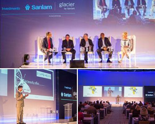 Investment Intel Conference for Glacier by Sanlam