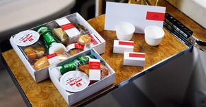 Emirates Iftar service and menu