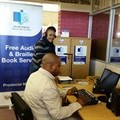 SA Library for the Blind launches mini-libraries