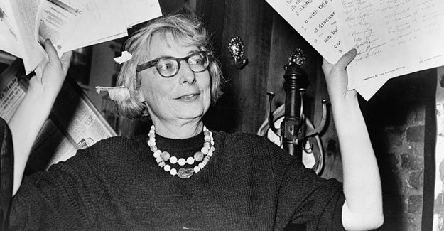 What might Jane Jacobs say about smart cities?