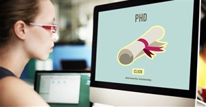 What stands between a woman and her PhD? Bursary up for grabs...