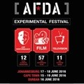 AFDA Experimental Festival - live and online