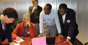 World Café brings new life to earth observation innovation