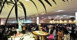 UCKG's Godllywood self-help group inspires women to develop a spirit of appreciation