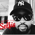 Lungile likes it black and white. Here's his random day…