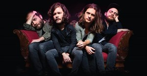 Kongos in SA tour