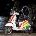 Vespa is changing the game with two-wheeled deliveries