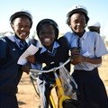 Boomtown sets the wheels in motion for the Qhubeka 5000