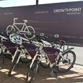 Growthpoint Properties eco-friendly bikes station