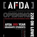 New AFDA theatre opens