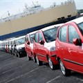 Vehicle exports move into top gear