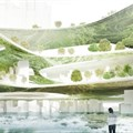 An algae-powered city for the world's newest country