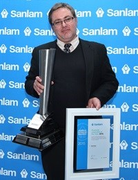 Rob Rose is Sanlam Financial Journalist of the Year