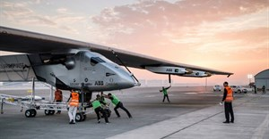 Sun-powered Solar Impulse 2 lands in New York