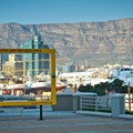 Table Mountain from a different angle, new N7W frame installed