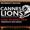 Bizcommunity and Cinemark present Cannes Lions Case Studies 2016