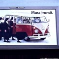 VW Mass transit