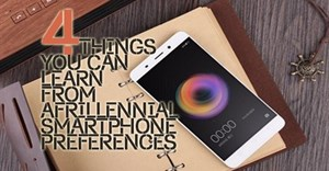 Four things you can learn from Afrillennial smartphone preferences